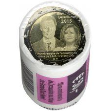 Luxemburg 2015 2 € Henri RULLA