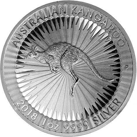 Australia 2018 1 Dollar Kangaroo 1 Unssi HOPEA
