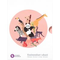 Suomi 2018 Rahasarja Ensimmäiset rahani BU