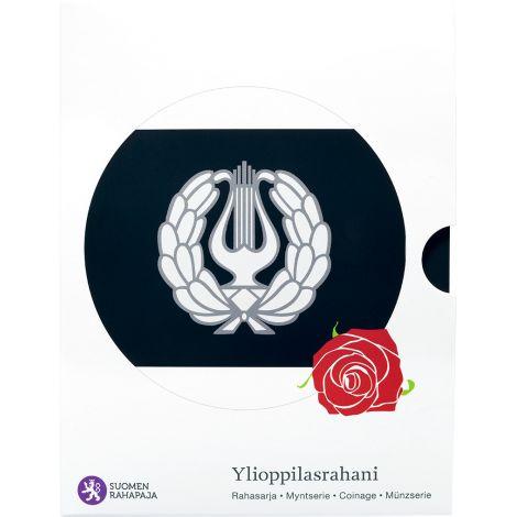Suomi 2018 Rahasarja Ylioppilasrahani BU