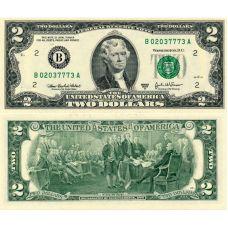 Yhdysvallat 2003 $2 P516bB UNC