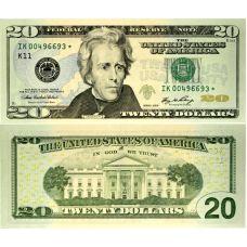 Yhdysvallat 2006 $20 P526 UNC