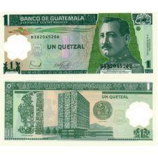 Guatemala 2006 1 Quetzal P109 UNC