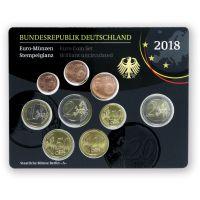 Saksa 2018 Rahasarja A BU