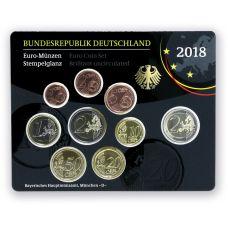 Saksa 2018 Rahasarja D BU