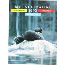 Suomi 1992 Rahasarja UNC