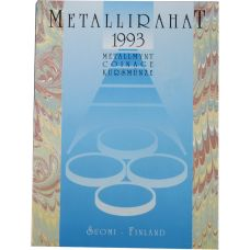 Suomi 1993 Rahasarja UNC