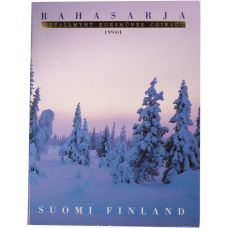 Suomi 1994 Rahasarja I UNC