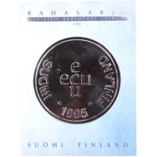 Suomi 1995 Rahasarja I UNC