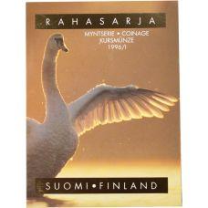 Suomi 1996 Rahasarja I UNC