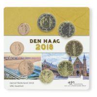 Alankomaat 2018 Rahasarja Den Haag UNC