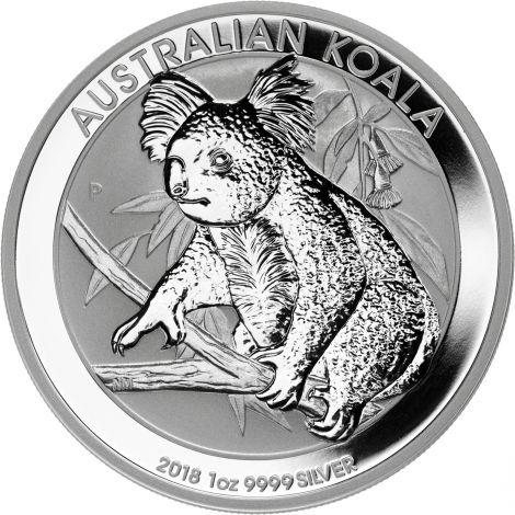 Australia 2018 1 Dollar Koala 1 Unssi HOPEA