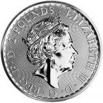 Britannia 2018 2 Pounds 1 Unssi HOPEA