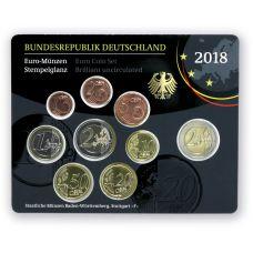 Saksa 2018 Rahasarja F BU
