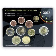 Saksa 2018 Rahasarja G BU