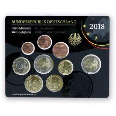 Saksa 2018 Rahasarja J BU