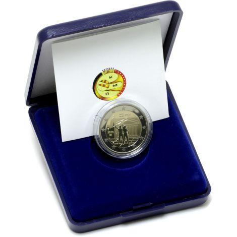 Belgia 2018 2 € Toukokuun 1968 tapahtumista 50v PROOF