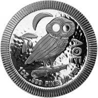 Niue 2018 2 Dollars Athenian Owl 1 Unssi HOPEA