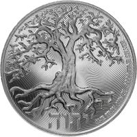 Niue 2018 2 Dollars Tree of Life 1 Unssi HOPEA