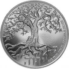Niue 2018 2 Dollars Tree of Life 1 Unssi HOPEA