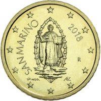 San Marino 2018 50 c UNC