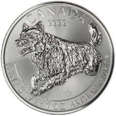Kanada 2018 5 Dollars Argent Pur 1 Unssi HOPEA