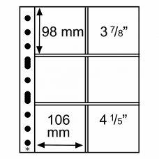 Säilytyslehti, Leuchtturm GRANDE 3/2C kirkas (316604)