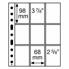 Säilytyslehti, Leuchtturm GRANDE 3/3C kirkas (323456)
