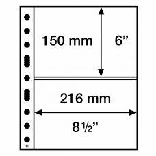 Säilytyslehti, Leuchtturm GRANDE 2S musta (324690)