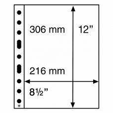 Säilytyslehti, Leuchtturm GRANDE 1S musta (333555)
