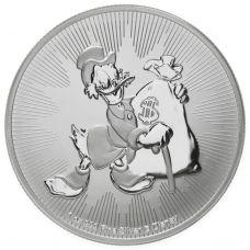 Niue 2018 2 Dollars Uncle Scrooge 1 Unssi HOPEA