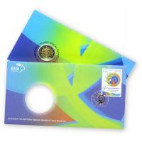 Kreikka 2011 2 € Special Olympics COINCARD