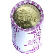 Suomi 2009 2 € RULLA