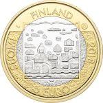 Suomi 2018 5 € Suomen presidentit - Mauno Koivisto PROOF