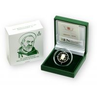 Vatikaani 2018 2 € Padre Pio PROOF