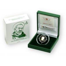 Vatikaani 2018 2 € Padre Pio PROOF