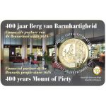 Belgia 2018 2,5 € Mount of Piety FR COINCARD