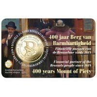 Belgia 2018 2,5 € Mount of Piety NL COINCARD