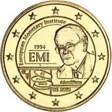 Belgia 2019 2 € EMI 25 vuotta KULLATTU