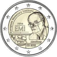 Belgia 2019 2 € EMI 25 vuotta UNC
