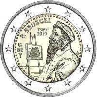 Belgia 2019 2 € Pieter Bruegel UNC