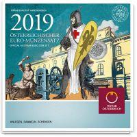Itävalta 2019 Rahasarja BU