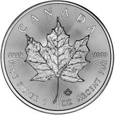 Kanada 2019 5 Dollars Maple Leaf 1 Unssi HOPEA