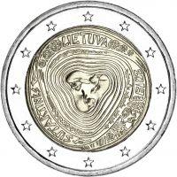 Liettua 2019 2 € Moniääniset Sutartine-laulut UNC