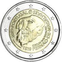 Portugali 2019 2 € Fernao de Magalhaes UNC