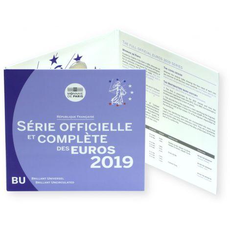 Ranska 2019 Rahasarja BU