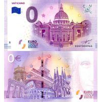 Vatikaani 2018 0 € Vaticano (SEGY 2018-2) UNC