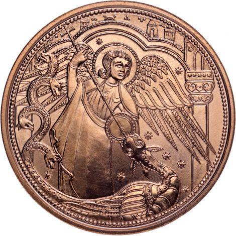 Itävalta 2017 10 € Enkeli Mikael UNC
