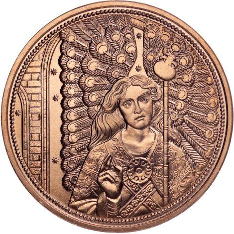 Itävalta 2018 10 € Enkeli Rafael UNC