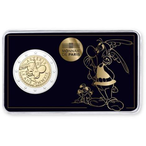 Ranska 2019 2 € Asterix & Idefix COINCARD